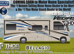 New 2018  Thor Motor Coach Vegas 25.2 RUV for Sale @ MHSRV.com W/ 15K A/C & IFS by Thor Motor Coach from Motor Home Specialist in Alvarado, TX