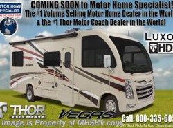 New 2018  Thor Motor Coach Vegas 25.4 RUV for Sale at MHSRV.com W/OH Loft, IFS by Thor Motor Coach from Motor Home Specialist in Alvarado, TX