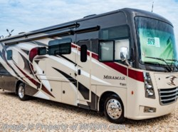 New 2019 Thor Motor Coach Miramar 35.2 RV for Sale W/ King, HD-Max, Theater Seats available in Alvarado, Texas