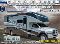 New 2019 Dynamax Corp Isata 5 Series 35DB Super C Bunk Model RV W/Theater Seats available in Alvarado, Texas