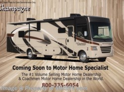 New 2018  Coachmen Mirada 35KB RV for Sale at MHSRV W/ OH Loft, 2 A/C by Coachmen from Motor Home Specialist in Alvarado, TX