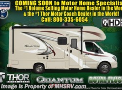 New 2018  Thor Motor Coach Quantum KM24 Sprinter Diesel for Sale W/Dsl. Gen, 15K A/C by Thor Motor Coach from Motor Home Specialist in Alvarado, TX