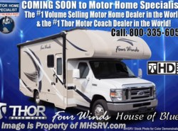 New 2018  Thor Motor Coach Four Winds 23U RV for Sale at MHSRV W/ 15K A/C, Stabilizing by Thor Motor Coach from Motor Home Specialist in Alvarado, TX