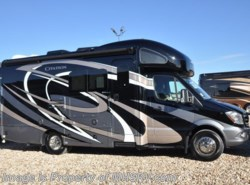 New 2018  Thor Motor Coach Chateau Citation Sprinter 24SS RV for Sale at MHSRV W/Dsl Gen & Summit Pkg by Thor Motor Coach from Motor Home Specialist in Alvarado, TX