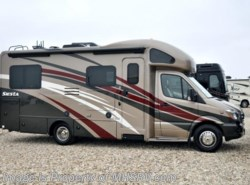 New 2018  Thor Motor Coach Four Winds Siesta Sprinter 24ST W/Theater Seats, Dsl Gen & Summit Pkg by Thor Motor Coach from Motor Home Specialist in Alvarado, TX