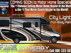 New 2018  Thor Motor Coach Synergy SP24 Sprinter for Sale W/Dsl. Gen & Summit Pkg by Thor Motor Coach from Motor Home Specialist in Alvarado, TX