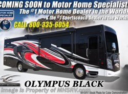 New 2018  Sportscoach Sportscoach 408DB 2 Full Bath W/Salon Bunk, Sat, King by Sportscoach from Motor Home Specialist in Alvarado, TX