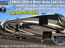 New 2018  Heartland RV Road Warrior RW429 W/ Ext TV, Dual Pane, Arctic, 3 A/Cs by Heartland RV from Motor Home Specialist in Alvarado, TX