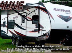 New 2018  Coachmen Adrenaline 19CB Toy Hauler, Pwr. Bed, 15K A/C, 4KW Gen, Jacks by Coachmen from Motor Home Specialist in Alvarado, TX