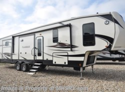 New 2018  Heartland RV ElkRidge 38RSRT Bunk Model W/2 Full Baths, 2 A/Cs, Jacks by Heartland RV from Motor Home Specialist in Alvarado, TX