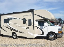 New 2018  Thor Motor Coach Chateau 22E HD Max, Ext TV, 15K A/C, Back-Up Cam & More by Thor Motor Coach from Motor Home Specialist in Alvarado, TX