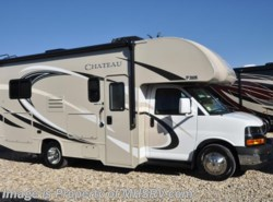 New 2018  Thor Motor Coach Chateau 22E W/HD-Max, 15K BTU A/C, Ext. TV, Back Up Cam by Thor Motor Coach from Motor Home Specialist in Alvarado, TX