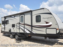 Used 2017  Keystone Passport 2520R W/ Slide by Keystone from Motor Home Specialist in Alvarado, TX