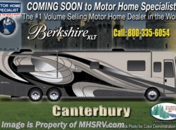 New 2018  Forest River Berkshire XLT 45A Bunk Model W/2 Full Baths, Theater Seats by Forest River from Motor Home Specialist in Alvarado, TX