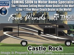 New 2018  Thor Motor Coach Four Winds 31W W/FBP, Ext TV, 15K A/C & 3 Cameras by Thor Motor Coach from Motor Home Specialist in Alvarado, TX