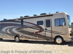 New 2018  Fleetwood Bounder 35K Bath & 1/2 W/LX Pkg, OH Loft, W/D, King Bed by Fleetwood from Motor Home Specialist in Alvarado, TX