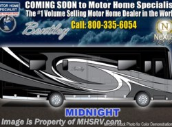New 2018  Nexus Bentley 38B Bath & 1/2 RV W/In-Motion Sat, Stack W/D by Nexus from Motor Home Specialist in Alvarado, TX