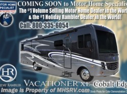 New 2018  Holiday Rambler Vacationer XE 36F Bunk House, 2 Full Baths W/ Sat, W/D, King by Holiday Rambler from Motor Home Specialist in Alvarado, TX