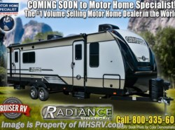 New 2018  Cruiser RV Radiance Ultra-Lite 25RK RV for Sale @ MHSRV W/King, 2 A/C by Cruiser RV from Motor Home Specialist in Alvarado, TX