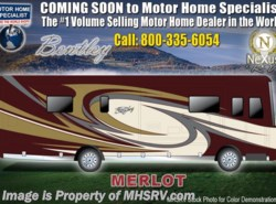 New 2018  Nexus Bentley 38B Bath & 1/2 RV W/In-Motion Sat, Theater Seats by Nexus from Motor Home Specialist in Alvarado, TX