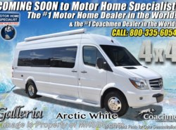 New 2018  Coachmen Galleria 24T Sprinter Diesel 4x4 RV for Sale at MHSRV by Coachmen from Motor Home Specialist in Alvarado, TX
