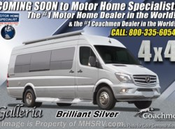 New 2018  Coachmen Galleria 24T Sprinter Diesel 4x4 RV for Sale @ MHSRV by Coachmen from Motor Home Specialist in Alvarado, TX