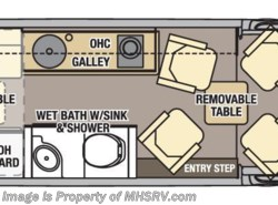 New 2018  Coachmen Galleria 24Q Sprinter Diesel 4x4 RV for Sale @ MHSRV by Coachmen from Motor Home Specialist in Alvarado, TX