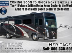 New 2018  Thor Motor Coach Aria 3901 Bath & 1/2 RV W/360HP, King Bed & W/D by Thor Motor Coach from Motor Home Specialist in Alvarado, TX