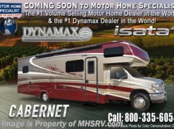 New 2018  Dynamax Corp Isata 4 Series 31DSF Luxury Class C RV for Sale W/ Solar, Sat by Dynamax Corp from Motor Home Specialist in Alvarado, TX