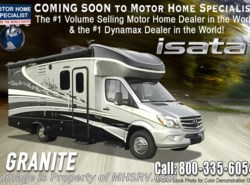 New 2018  Dynamax Corp Isata 3 Series 24CB Sprinter Diesel RV W/Dsl Gen, Solar, Sat by Dynamax Corp from Motor Home Specialist in Alvarado, TX
