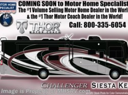 New 2018  Thor Motor Coach Challenger 37FH Bath & 1/2 RV W/ King Tilt-A-View Bed by Thor Motor Coach from Motor Home Specialist in Alvarado, TX