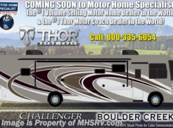 New 2019  Thor Motor Coach Challenger 37FH Bath & 1/2 RV W/Theater Seats, King by Thor Motor Coach from Motor Home Specialist in Alvarado, TX