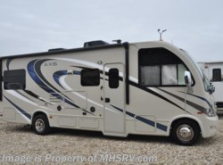 Used 2016  Thor Motor Coach Axis 25.2 RUV W/ Slide, Jacks, Ext. TV by Thor Motor Coach from Motor Home Specialist in Alvarado, TX