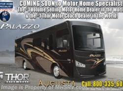 New 2018  Thor Motor Coach Palazzo 37.4 RV for Sale W/Theater Seats, King Bed, 340HP by Thor Motor Coach from Motor Home Specialist in Alvarado, TX