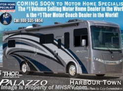 New 2019  Thor Motor Coach Palazzo 37.4 RV for Sale W/Theater Seats, King Bed, 340HP by Thor Motor Coach from Motor Home Specialist in Alvarado, TX