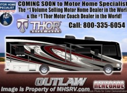 New 2018 Thor Motor Coach Outlaw 37GP Toy Hauler for Sale at MHSRV W/ 2 Patio Decks available in Alvarado, Texas