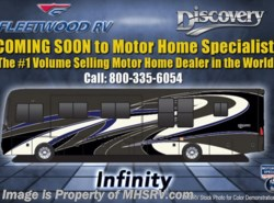 New 2018  Fleetwood Discovery 38N Bunk Model 2 Full Bath W/King, Sat & 360HP by Fleetwood from Motor Home Specialist in Alvarado, TX