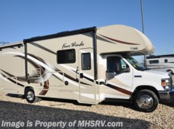 New 2018  Thor Motor Coach Four Winds 28E RV for Sale at MHSRV W/15K A/C, Stabilizing by Thor Motor Coach from Motor Home Specialist in Alvarado, TX