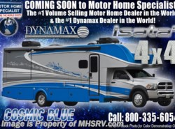 New 2018  Dynamax Corp Isata 5 Series 30FW 4x4 Super C W/8KW Gen, Solar, Sat, 2 A/Cs by Dynamax Corp from Motor Home Specialist in Alvarado, TX