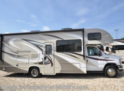 New 2018 Thor Motor Coach Quantum RS26 for Sale at MHSRV W/15K A/C, Stabilizers available in Alvarado, Texas
