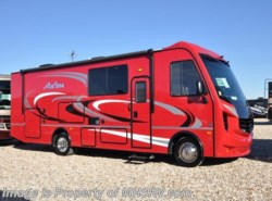 New 2018  Fleetwood Axon 29M W/King Bed, Sat, Hydraulic Leveling & 2 A/Cs by Fleetwood from Motor Home Specialist in Alvarado, TX