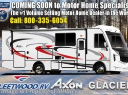 New 2018  Fleetwood Axon 25S for Sale @ MHSRV W/ Hydraulic Leveling & 2 A/C by Fleetwood from Motor Home Specialist in Alvarado, TX