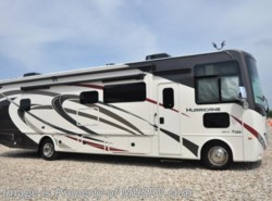 New 2019  Thor Motor Coach Hurricane 34R RV for Sale at MHSRV W/Theater Seats by Thor Motor Coach from Motor Home Specialist in Alvarado, TX