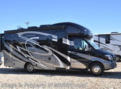 New 2018  Thor Motor Coach Chateau Citation Sprinter 24SR RV for Sale W/Dsl Gen, Stabilizing by Thor Motor Coach from Motor Home Specialist in Alvarado, TX