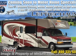 New 2019 Coachmen Leprechaun 311FS W/15K A/C, W/D, Jacks, Recliners, Sat available in Alvarado, Texas
