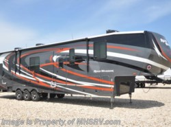 New 2019  Heartland RV Road Warrior RW429 W/ Ext TV, 3 A/Cs, Res Fridge, Arctic by Heartland RV from Motor Home Specialist in Alvarado, TX