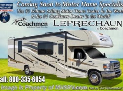 New 2019  Coachmen Leprechaun 319MB W/Recliners, Ext TV & Kitchen, Stabilizers by Coachmen from Motor Home Specialist in Alvarado, TX