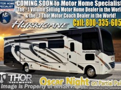 New 2019  Thor Motor Coach Hurricane 34J Bunk Model RV for Sale W/ King by Thor Motor Coach from Motor Home Specialist in Alvarado, TX