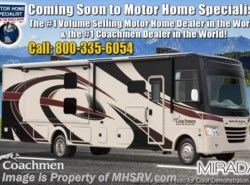 New 2019 Coachmen Mirada 35BH Bunk Model Bath & 1/2 W/OH Loft, 2 15K A/Cs available in Alvarado, Texas