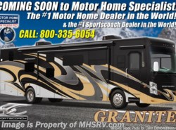 New 2019  Coachmen Sportscoach 407FW Bath & 1/2 Bunk Model W/Sat, King, W/D by Coachmen from Motor Home Specialist in Alvarado, TX